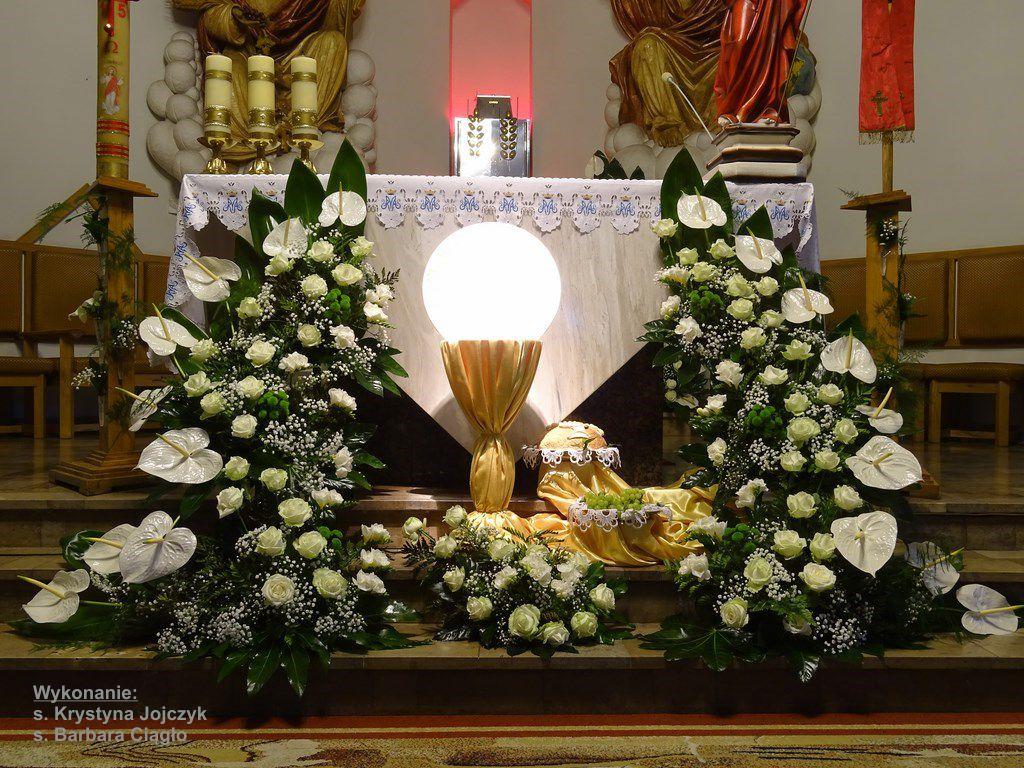 I Komunia św 2015r Parafia św Rocha W Nowym Sączu