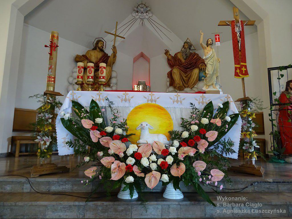Wielkanoc 2016 R Parafia św Rocha W Nowym Sączu